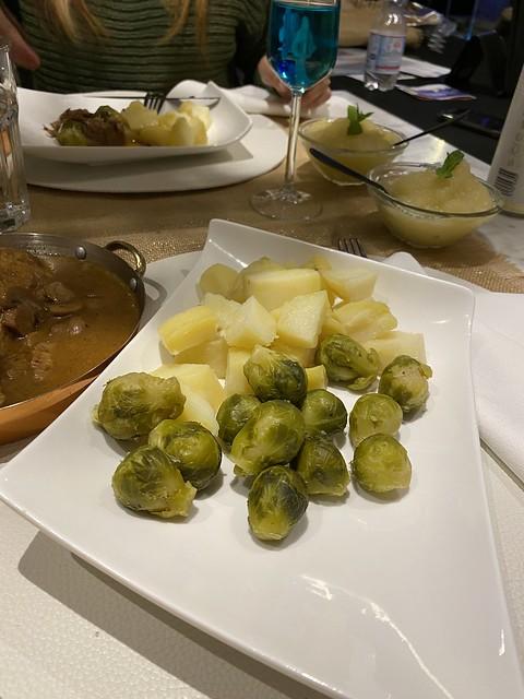 Schaapvlees (thuis) avond eten