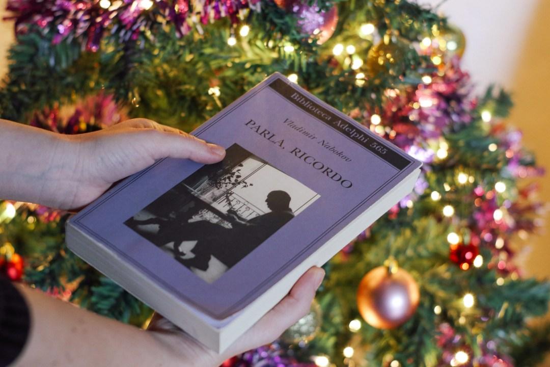 Parla, ricordo, Vladimir Nabokov