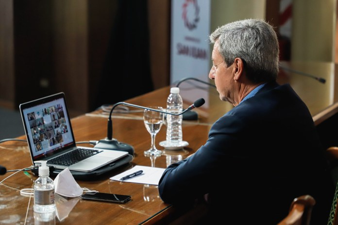 2020-01-06 PRENSA COVID-19 Gattoni participó de la reunión que el presidente Fernández realizó con los gobernadores (4)