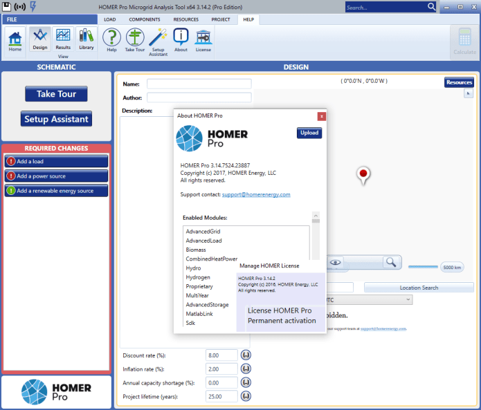Working with HOMER Pro 3.14.2 full