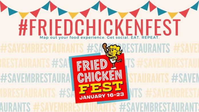 Winnipeg Fried Chicken Fest Returns January 16 - 23, 2021