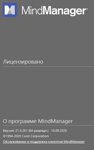 Mindjet MindManager 2021 v21.0.263 full license