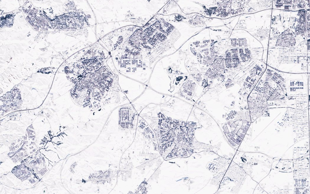 Filomena snowfall - Alcorcón, Fuenlabrada, Leganés, Fuenlabrada, Getafe, Arroyomolinos