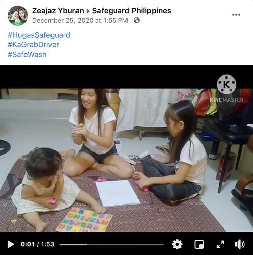 Safeguard Grab Partnership