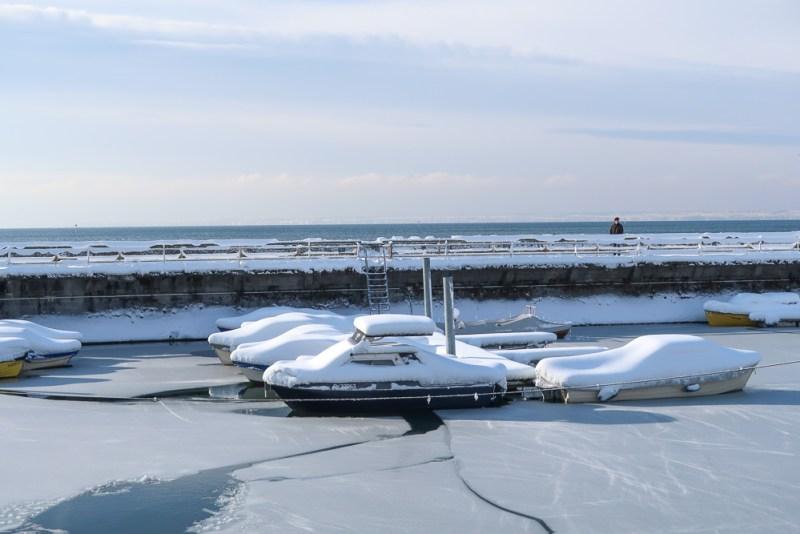 Sightseeing Walk Snow Lake Constance Friedrichshafen January 2021 Blog JoyDellaVita-22