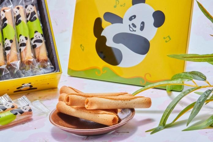 禮盒包裝以可愛的熊貓為主題,呈現著熊貓大廚製作曲奇的多個搞笑過程,讓大家親嚐美點之餘亦能感受品牌帶來的開心歡樂