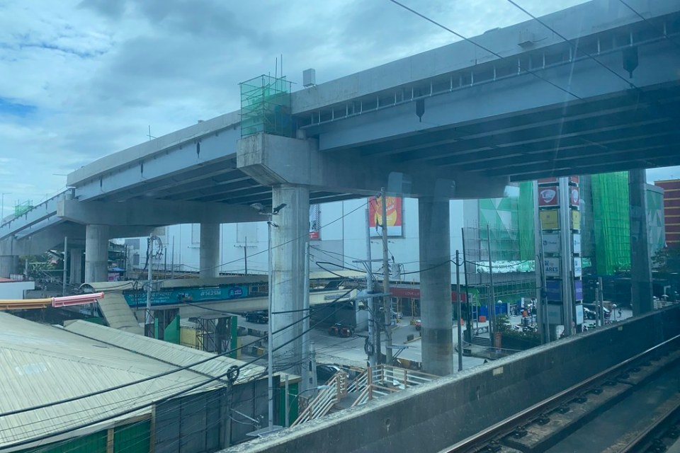 infrastructure Skyway Stage 3