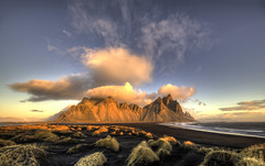 Clouds over Iceland