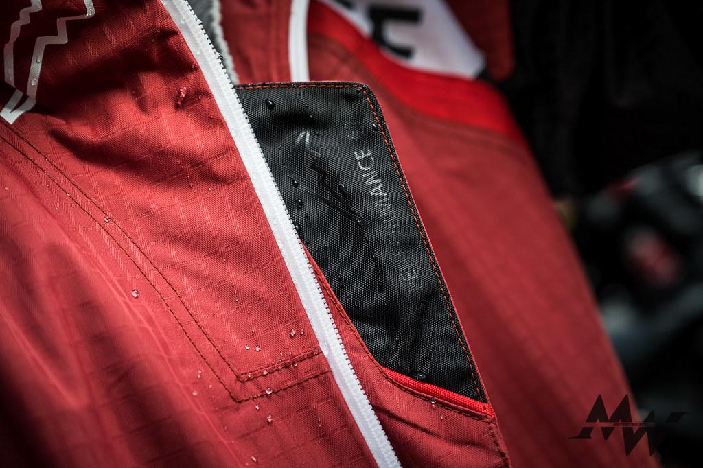 Kushitani A2348 WP Jacket_-41