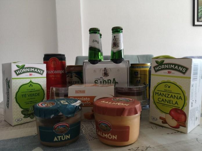 西班牙超市美食