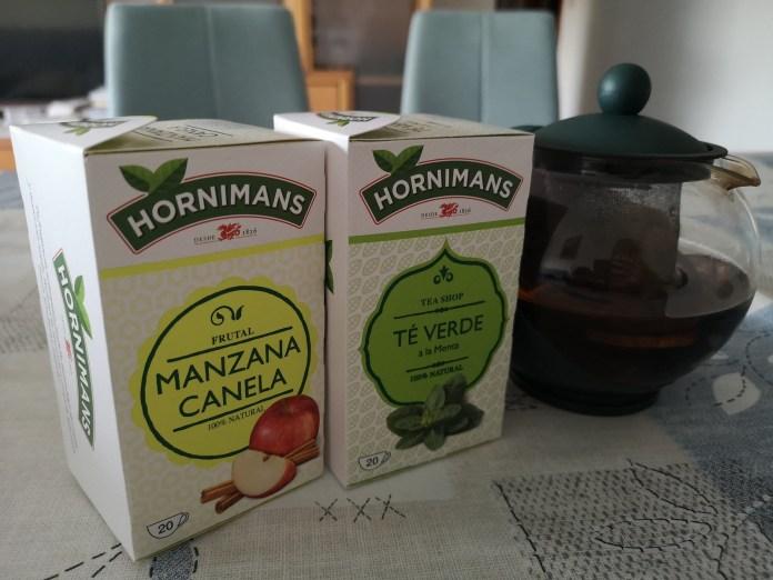 Hornimans西班牙百年經典品牌茶包