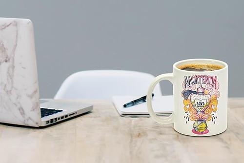 Haarry Potter Amortentia Mug Lifestyle