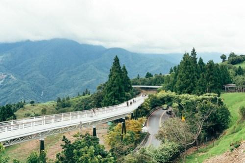 Skywalk @ Qingjing Farm, Central Taiwan (清境農場)