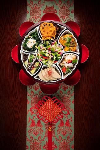 North - Cold dish Combination吉祥如意錦秀拼盤
