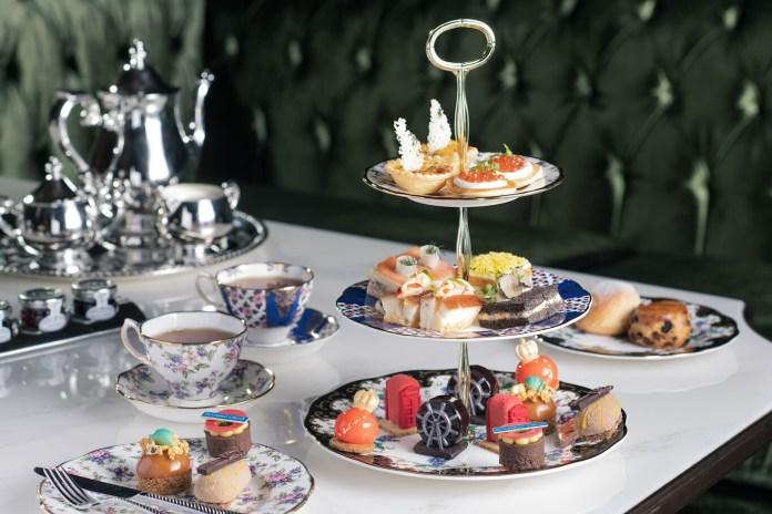 St. Regis X Royal Albert 100 Years Afternoon Tea