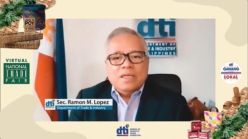 Secretary Ramon Lopez