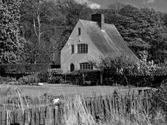 Arts & Crafts house, Glan y Mor Elias, Llanfairfechan