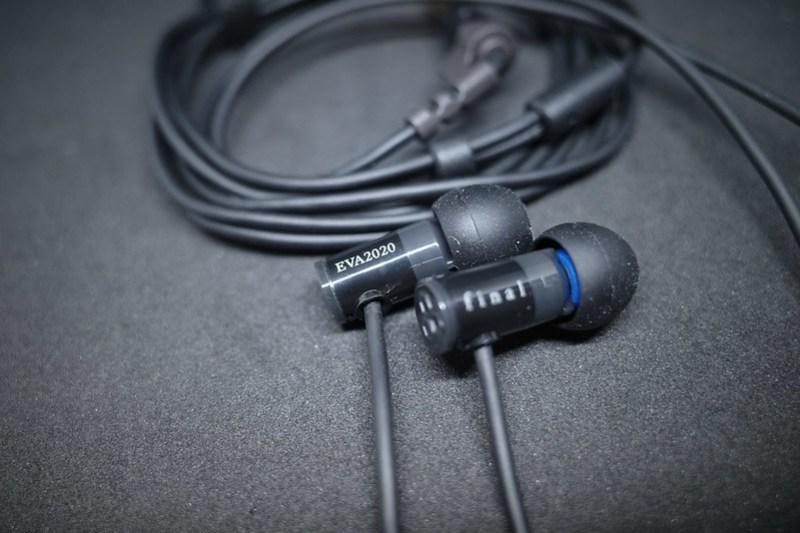 EVA2020 × final 3D audio earphone
