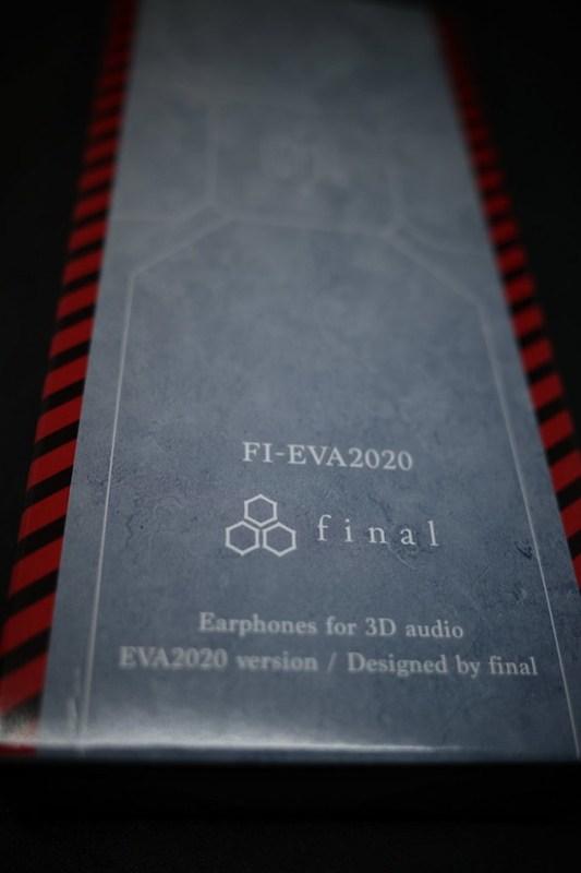 EVA2020×final 3Dオーディオイヤホン