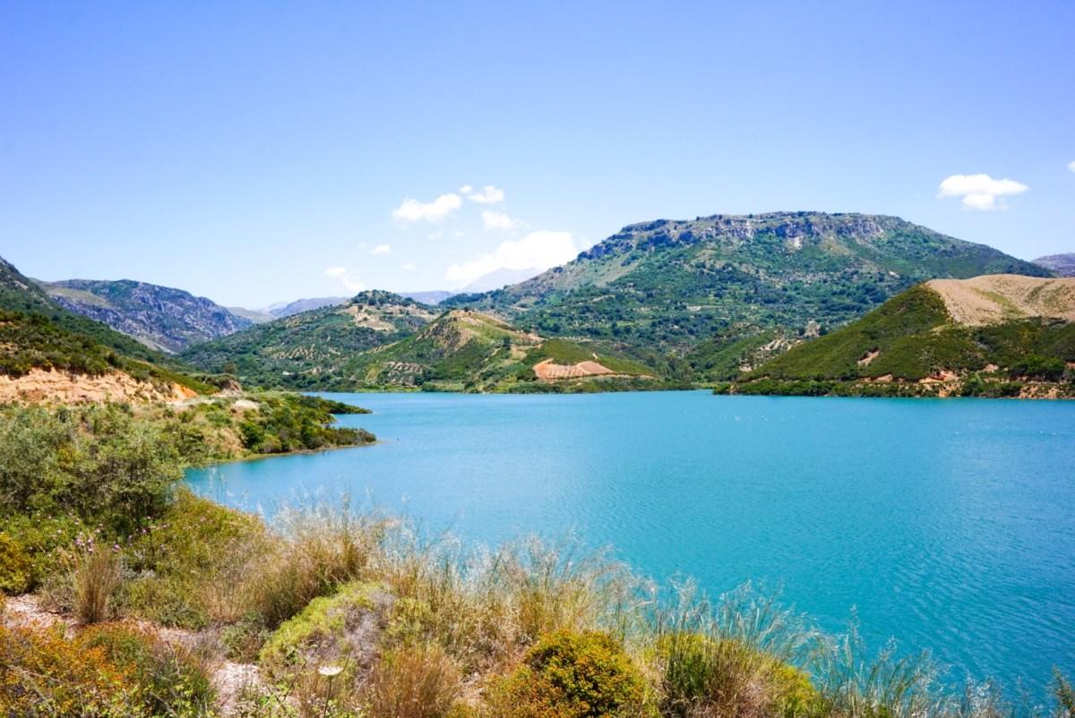Järvimaisema, Kreeta