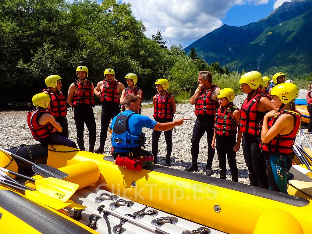 Alpi Center | Rafting en Eslovenia · Deportes de aventura · Actividades al aire libre | Slovenia | ClickTrip