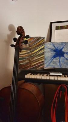 Jonctions neuromusculaires et tête de violoncelle