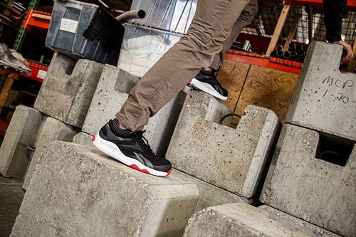 Reebok Brings the Intensity to Work Footwear #MySillyLittleGang