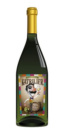 9 Vino Blanco Katrilier Chardonnay