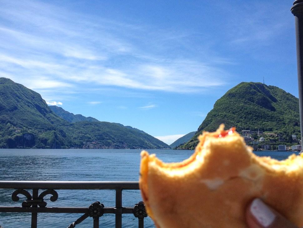 Burger in Lugano