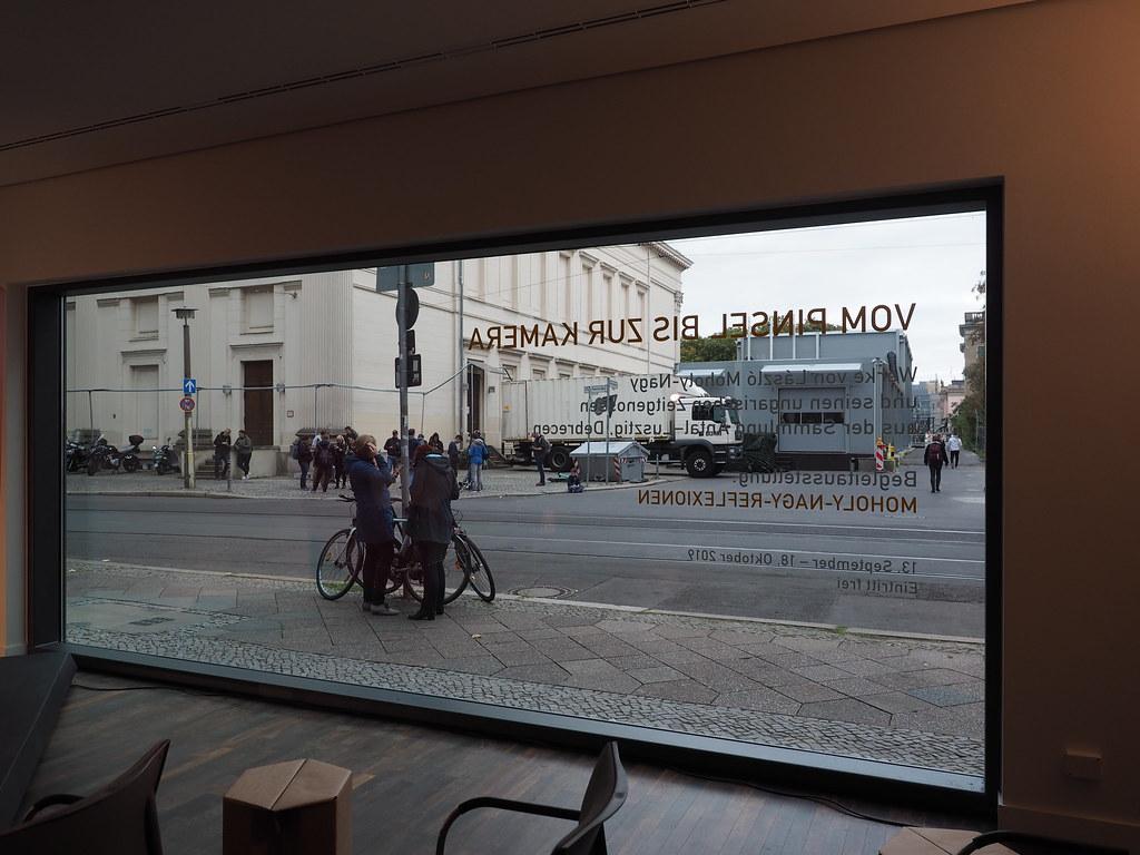Durchs Fenster, 10117 Berlin