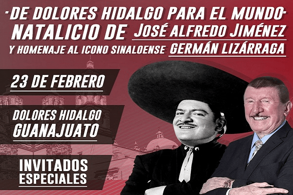 2020.02.23 Homenaje a Jose Alfredo Jimenez y German Lizarraga