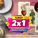 Flyer design para Café con Mística