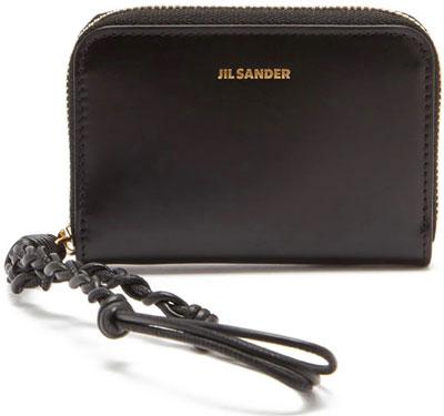matches-fashion-jil-sander-braided-strap-leather-wallet