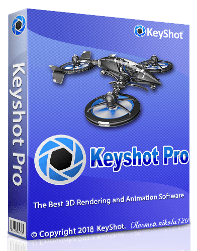 Luxion Keyshot Pro 8.1.59 win64 full crack