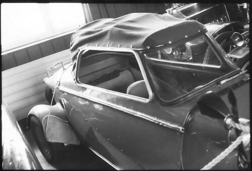 Messerschmitt Kabinenroller - 108205 - 3A