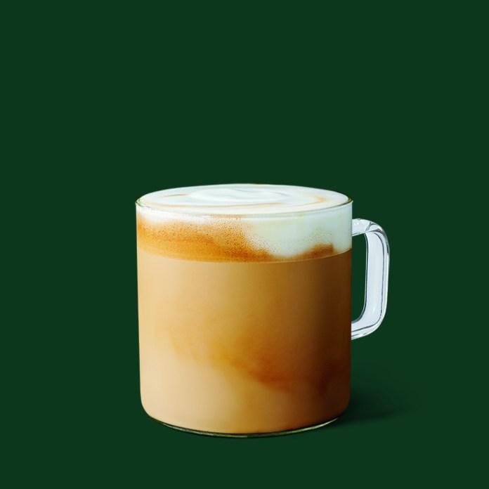 Starbucks_Almondmilk Vanilla Latte