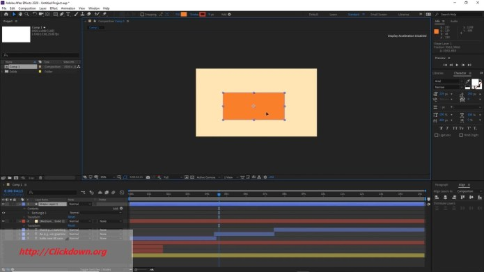 Working with Adobe After Effects 17 Build 7.0.45 full