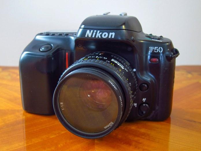 Nikon F50D