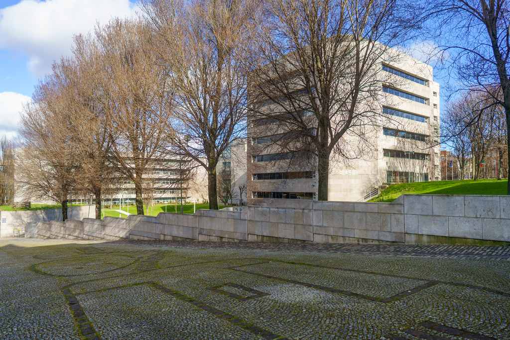 DCC OFFICES WOOD QUAY [DUBLIN CITY COUNCIL CIVIC OFFICES]-170330