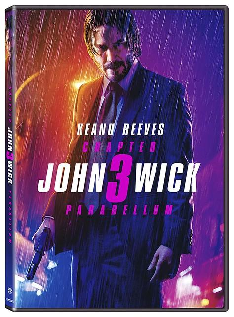 JohnWickChapter3ParabellumDVD
