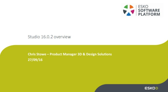 Esko Studio Advanced 16.0.2 full