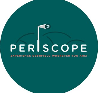 Logo for The Experimentory at Deerfield Academy Periscope program.