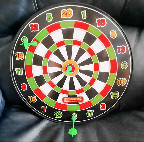 Magne-Darts ~ Ready. Aim. Bullseye! #MySillyLittleGang