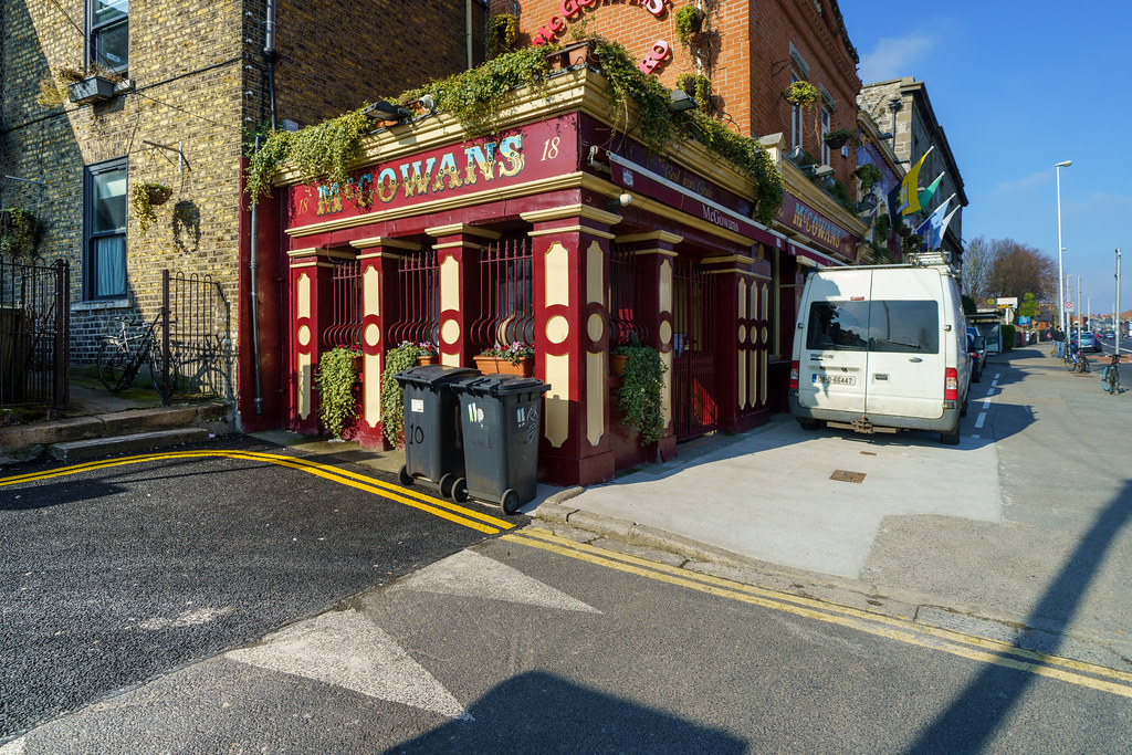 McGOWANS LATE NIGHT PUB [PHIBSBOROUGH ROAD]-170458