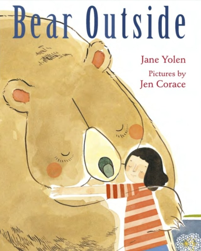 The Cover to Bear Outside
