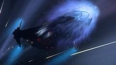 Star Citizen: Carrack Quantum Travel