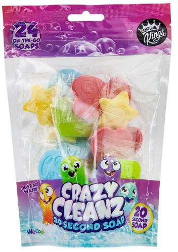 Crazy Cleanz Hand Soap #MySillyLittleGang
