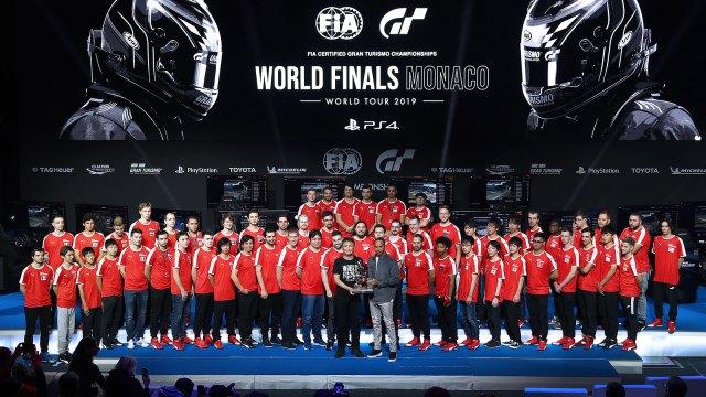 FIA Certified Gran Turismo Championships