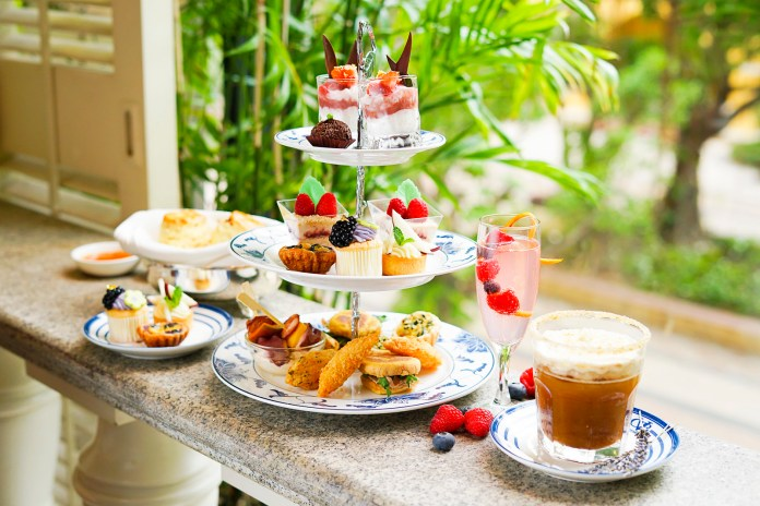Secret Garden Afternoon Tea