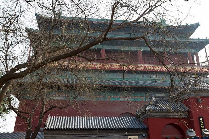 Барабанная башня, Пекин
